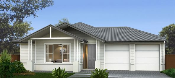 Mayfield 2 Display Home